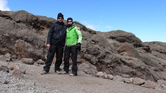 Kibo - Mount Kilimanjaro National Park - Tanzania