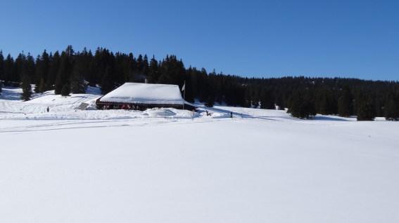 Le Vermeilley - Vaud - Suisse