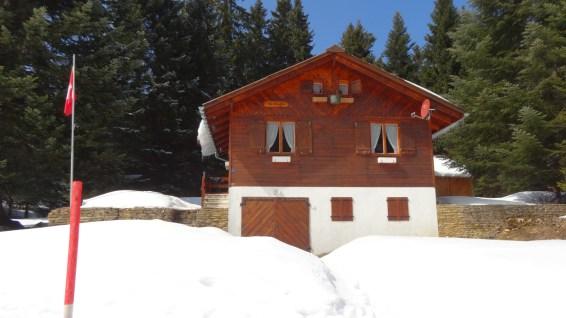 Chalet des Chiens de Traîneaux - Saint-Cergue - Vaud - Suisse