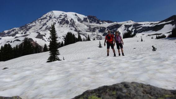 DeadHorse Creek Trail - Mount Rainier National Park - Washington