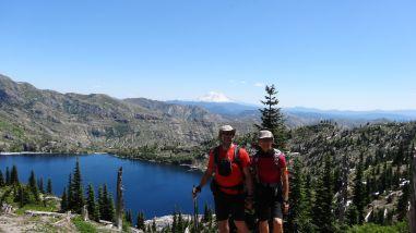 Saint Helens Lake - Mount St Helens National Volcanic Monument - Washington