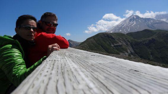 Windy Ridge - Mount St Helens National Volcanic Monument - Washington