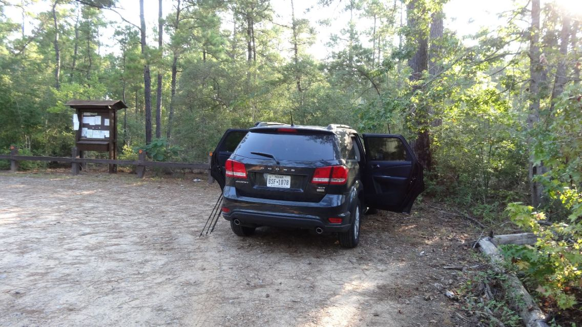 Parking #11 Lone Star Trail - Texas