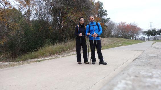 Terry Hershey Hike and Bike Trail - Houston - Texas