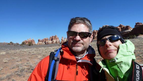 Chesler Park - Needles - Canyonlands National Park - Utah
