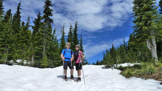 McNeil Point - Mount Hood - Oregon