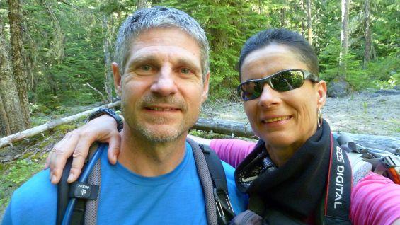 Paradise Park Trailhead - Mount Hood - Oregon