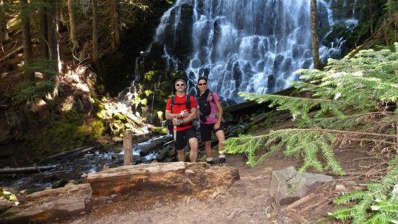 Ramona Falls - Mount Hood - Oregon