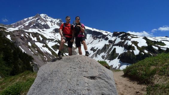 Yocum Ridge - Mount Hood - Oregon
