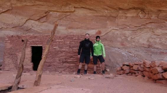 Perfect Kiva - Bullet Canyon - Cedar Mesa - Utah