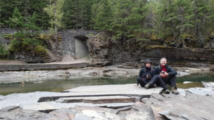 McDonald Creek - Glacier National Park - Montana