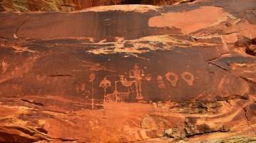 Wolfman Panel - Butler Wash - Cedar Mesa - Utah