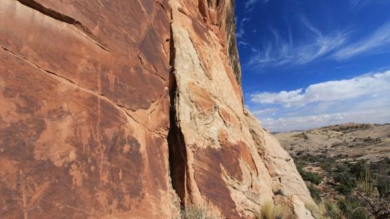 Procession Panel Canyon - Butler Wash - Cedar Mesa - Utah