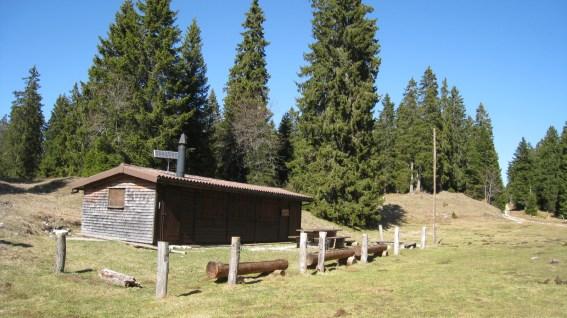 Cabane du Peney - Vaud - Suisse