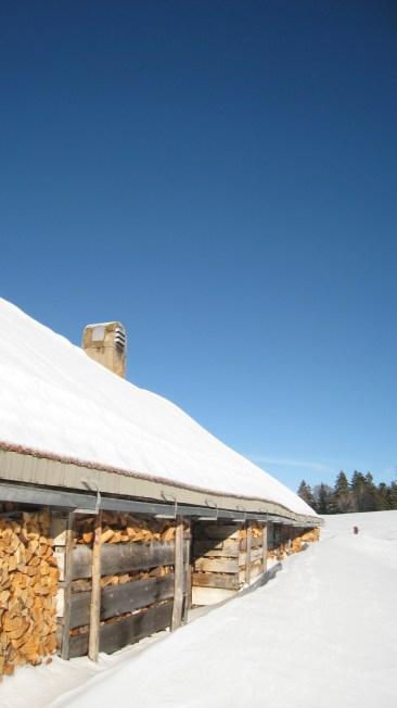 Le Mondion - Vaud - Suisse