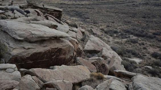 Puerco Pueblo - Petrified Forest National Park - Arizona