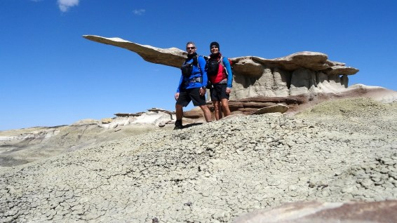 King of Wings - Ah-shi-sle-pah Wilderness Area – New Mexico