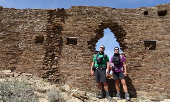 Peñasco Blanco- Chaco Canyon - New Mexico