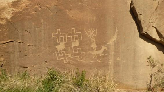 44 Panel - Crow Canyon - New Mexico