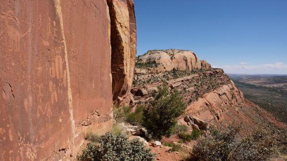 Big Feet Panel - Cedar Mesa - Utah