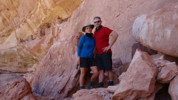 Bannister Ruins - Grand Gulch - Utah