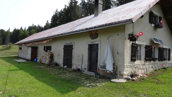 Chalet Neuf du Pont - L'Abbaye - Vaud - Suisse