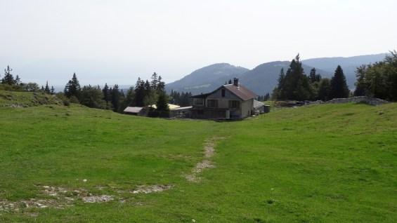 Chalet de la Dent de Vaulion - Vaud - Suisse