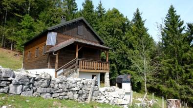 Cabane d'Orny II - Vaud - Suisse