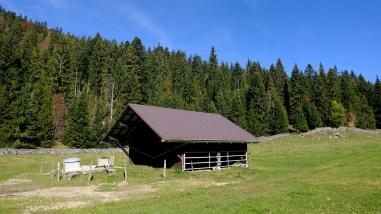 Couvert du Pré de Rolle - Vaud - Suisse
