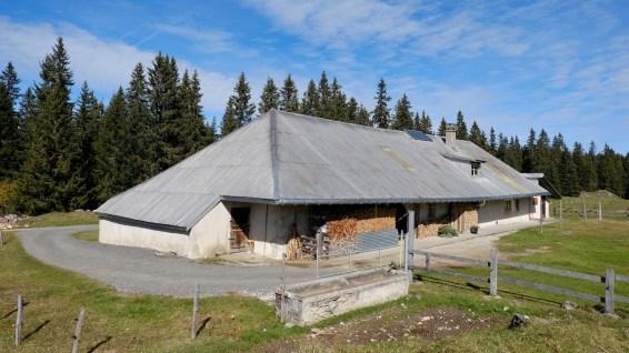 Sèche de Gimel - Vaud - Suisse