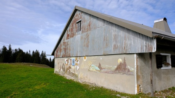 Chalet à Roch Dessus – Vaud – Suisse