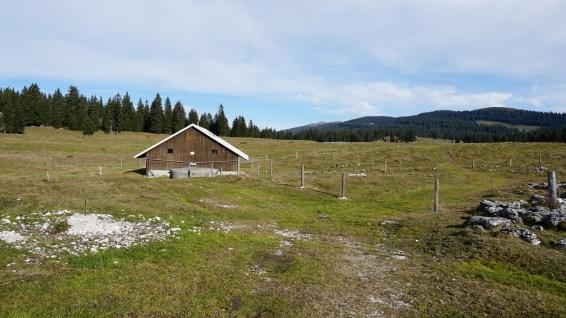 Couvert non loin de La Plateforme - Vaud - Suisse