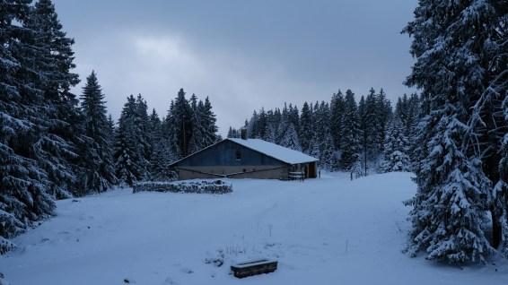 Perroude de Marchissy – Vaud – Suisse