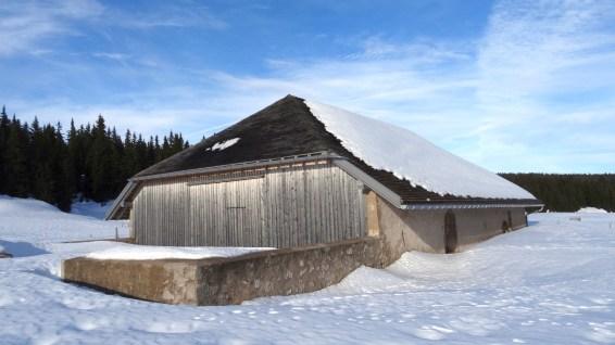 La Sèche des Amburnex - Le Chenit - Vaud - Suisse