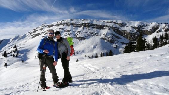 Non loin du Chalet des Apprentis - Vaud - Suisse