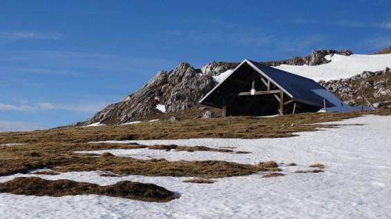Couvert du Mont Tendre - Montricher - Vaud - Suisse