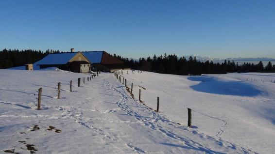 Pré d'Aubonne - Gimel - Vaud - Suisse