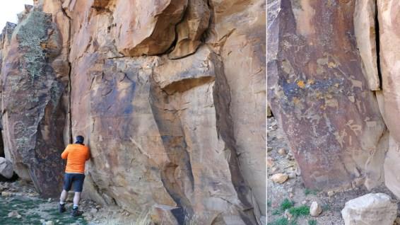 First Site - Nine Mile Canyon - Utah