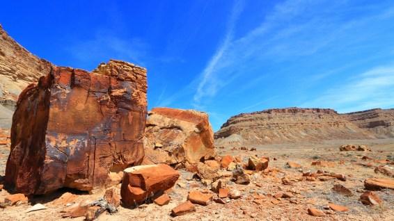 Cube Panel - Book Cliffs - Utah