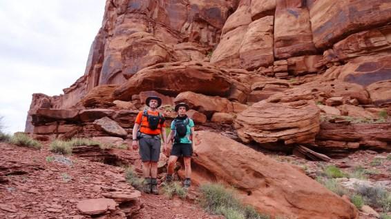 The Jug Handle Panel - Moab - Utah