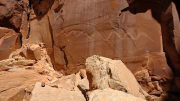 The Solstice Snake Panel - Moab - Utah