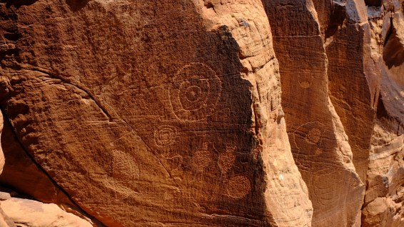 The Warrior Panel - Moab - Utah