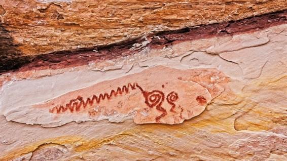 The Remnant Ruin - Natural Bridges National Monument - Utah
