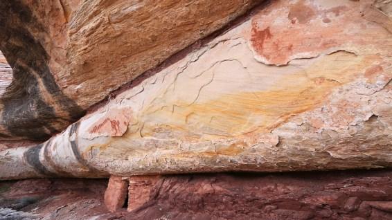 Remnant Ruin - Natural Bridges National Monument - Utah