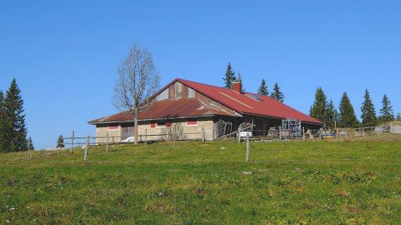 Croset du Buron - Vaud - Suisse