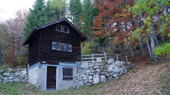Baraque à Kuffer - Vaud - Suisse