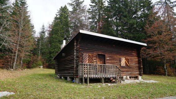 Refuge La Bûcheronne - Gimel - Vaud - Suisse
