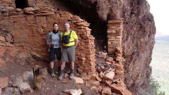Sycamore Canyon Ruins - Yavapai County - Arizona