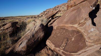 Painted Desert - Petrified Forest National Park - Arizona