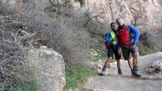 Bright Angel Trail - Grand Canyon National Park - Arizona
